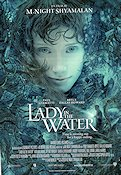 Lady in the Water 2006 poster Paul Giamatti