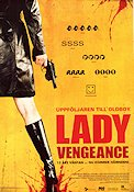 Lady Vengeance 2005 Movie poster Park Chan-Wook