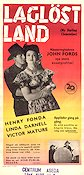 My Darling Clementine 1947 Movie poster Henry Fonda John Ford