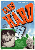 Lars Hård 1948 Movie poster George Fant
