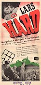 Lars H�rd 1948 Movie poster George Fant