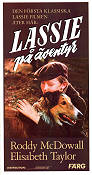 Lassie Come Home 1943 movie poster Roddy McDowall