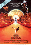 The Last Dragon 1985 Movie poster Berry Gordy Michael Schultz