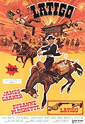 Latigo 1971 poster James Garner