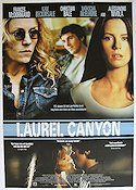 Laurel Canyon 2003 poster Frances McDormand