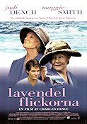 Lavendelflickan 2004 movie poster Judie Dench