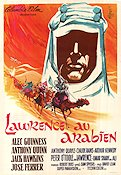 Movie Poster Lawrence of Arabia