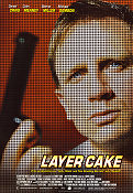 Layer Cake 2005 Movie poster Daniel Craig