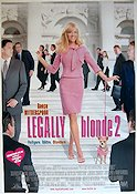 Legally Blonde 2 2003 poster Reese Witherspoon