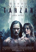 The Legend of Tarzan 2016 poster Alexander Skarsgård David Yates