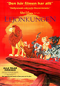 The Lion King 1994 poster Matthew Broderick Roger Allers