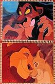 The Lion King 1994 lobby card set
