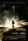 Letters From Iwo Jima 2006 Movie poster Ken Watanabe Clint Eastwood