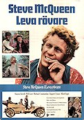 The Reivers 1969 poster Steve McQueen Mark Rydell
