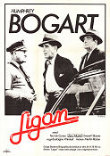 The Enforcer 1951 poster Humphrey Bogart Bretaigne Windust