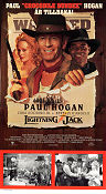 Lightning Jack 1994 poster Paul Hogan Simon Wincer
