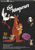 Dot and the Kangaroo 1977 poster Yoram Gross