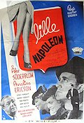 Lille Napoleon 1943 Movie poster �ke S�derblom