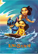 Lilo and Stitch 2002 poster