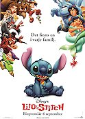 Lilo and Stitch 2002 poster Dean DeBlois