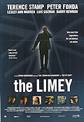 The Limey 1999 Movie poster Terence Stamp Steven Soderbergh