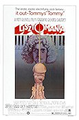 Lisztomania 1975 Movie poster Roger Daltrey