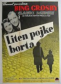 Little Boy Lost 1955 Movie poster Bing Crosby