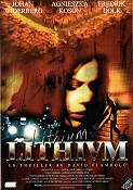Lithivm 1998 Movie poster Johan Widerberg David Flamholc