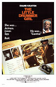 The Little Drummer Girl 1984 poster Diane Keaton George Roy Hill