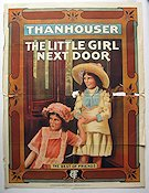 The Little Girl Next Door 1914 poster