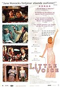 Little Voice 1998 Movie poster Michael Caine