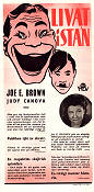 Joan of Ozark 1945 poster Joe E Brown
