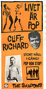 Wonderful Life 1965 Movie poster Cliff Richard