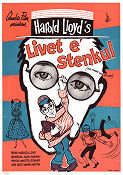 Funny Side of Life 1963 poster Harold Lloyd Harry Kerwin