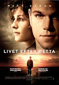 Hereafter 2010 poster Matt Damon Clint Eastwood