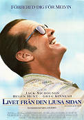 As Good as it Gets 1998 poster Jack Nicholson