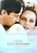 Sweet November 2000 poster Keanu Reeves