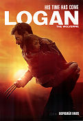 Logan 2017 poster Hugh Jackman James Mangold