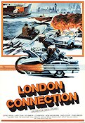 London Connection 1979 poster Jeffrey Byron Robert Clouse