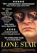 Lone Star 1997 Movie poster Ron Canada John Sayles