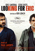 Looking for Eric 2009 poster Eric Cantona Ken Loach