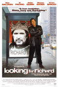 Looking for Richard 1996 Movie poster Al Pacino