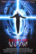 Lord of Illusions 1994 movie poster Scott Bakula Clive Barker