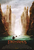 The Lord of the Rings 2001 Movie poster Elijah Wood Peter Jackson