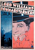 Man of Mayfair 1931 poster Jack Buchanan