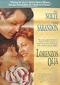 Lorenzo's Oil 1992 Movie poster Nick Nolte