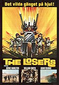 The Losers 1970 poster William Smith Jack Starrett