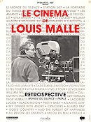 Louis Malle retrospective 1998 Movie poster Louis Malle