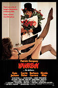 Loverboy 1989 Movie poster Patrick Dempsey