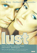 Lust 1994 Movie poster Cia Berg